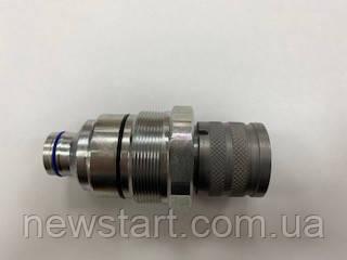 Быстроразъемная муфта (картридж) c плоским торцом для мультиконекторного блока