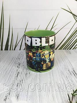 Чашка Roblox (Роблокс)