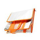 Термосумка Supretto 33 х 17 х 28 см, Оранжевий, фото 2