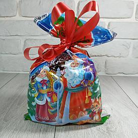Новогодняя подарочная упаковка для конфет 20см 30см (100 шт)