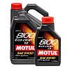 Синтетическое моторное масло Motul (Мотюль) 8100 Eco-clean 0W-30 1л.