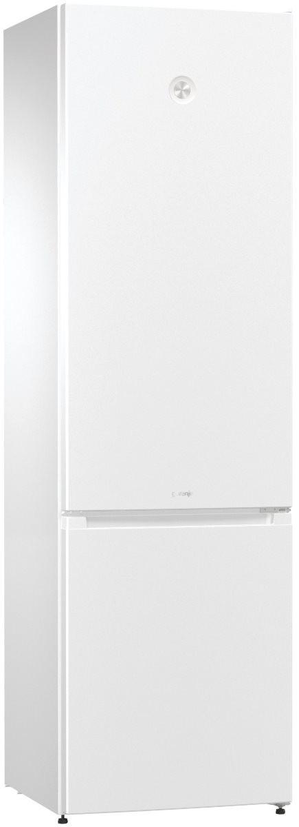 Холодильник з нижньою морозильною камерою Gorenje NRK621SYW4
