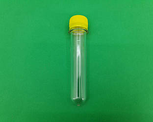 Колбочка для дрібниць прозора 11,5 см (50 шт)