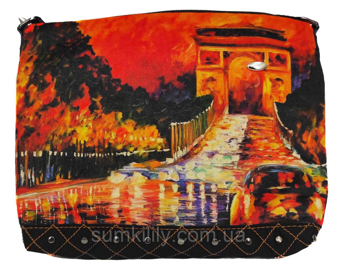 Париж арка