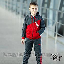 Костюм спортивный для мальчика  (3-7 лет) 98