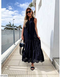 Женские длинные платья (макси)