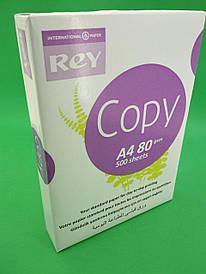 Бумага для принтера А4  500 листов Rey Copy (1 пач)