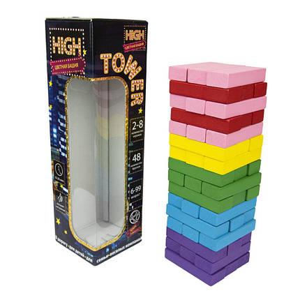 High Tower настільна гра джанга брусків 48, фото 2
