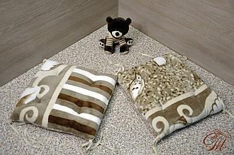 Подушки для стільців із зав'язками Мушля