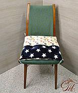 Подушки для стільців із зав'язками Зірочки, фото 2