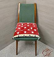 Подушки для стільців із зав'язками Зірочки, фото 3