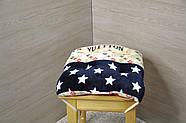 Подушки для стільців із зав'язками Зірочки, фото 5