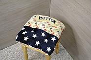 Подушки для стільців із зав'язками Зірочки, фото 4