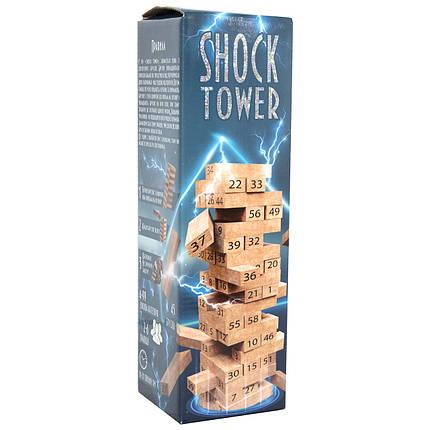 La Torre настільна гра джанга 45 брусків, фото 2