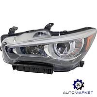 Фара LED левая / правая -AFS Infiniti Q50 2013-