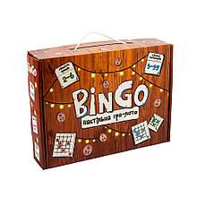 Настольная игра-лото BinGo