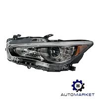 Фара LED левая / правая +AFS Infiniti Q50 2013-