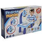 ОПТ Дитячий стіл проектор для малювання з підсвічуванням, фото 8