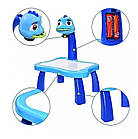 ОПТ Дитячий стіл проектор для малювання з підсвічуванням, фото 6