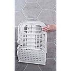 ОПТ Складная корзина для хранения белья органайзер, фото 6