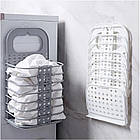ОПТ Складная корзина для хранения белья органайзер, фото 2