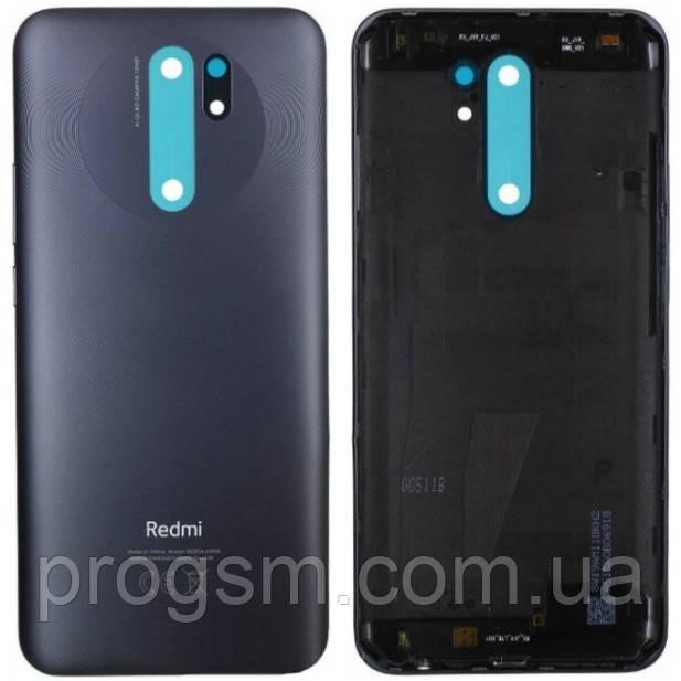 Задняя Часть Корпуса Xiaomi Redmi 9 Black
