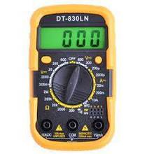 Мультиметр цифровой тестер DT 830 LN Универсальный