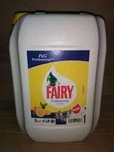 Моющее Для Посуды Из Германии Fairy Лимон 5 Л. Фейри .