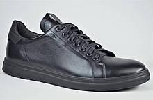 Чоловічі комфортні спортивні туфлі чорні велетні Maxus 2026