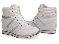 Женские кроссовки, сникерсы на платформе