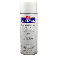 Лак реставрационный Pre-Catalyzed Clear Finish FLAT M102-0411, MOHAWK