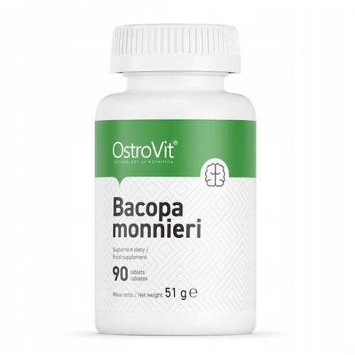 Адаптоген OstroVit  Bacopa Monnieri 90 таблеток