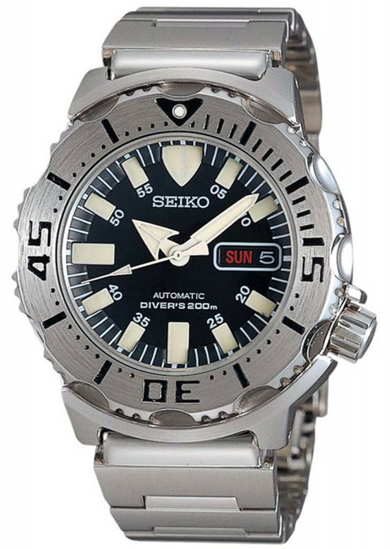 Часы Seiko Diver`s SKX779K1 механика браслет
