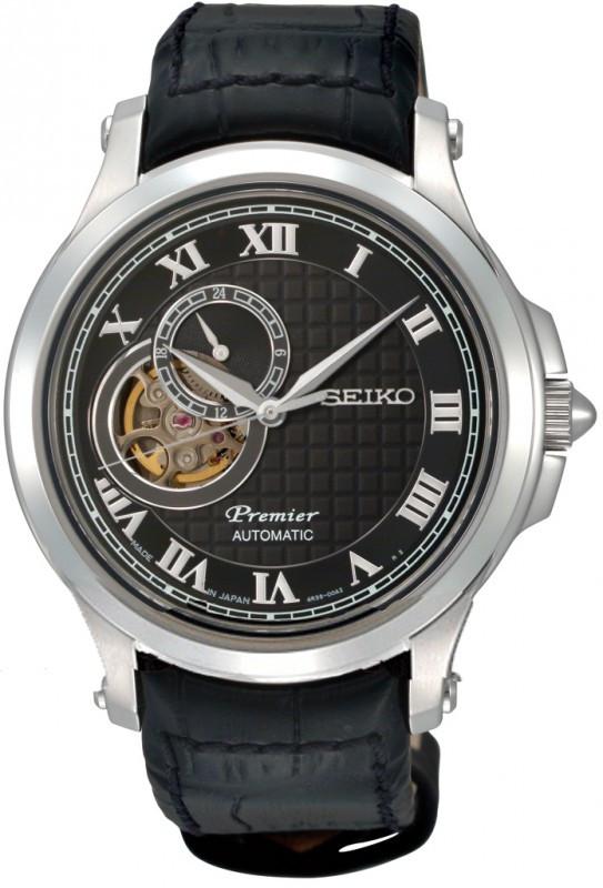 Часы Seiko Premier SSA023J2 механика