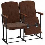 Театральні крісла для актового залу будинку культури КЛАСИК-УНІВЕРСАЛ, фото 4