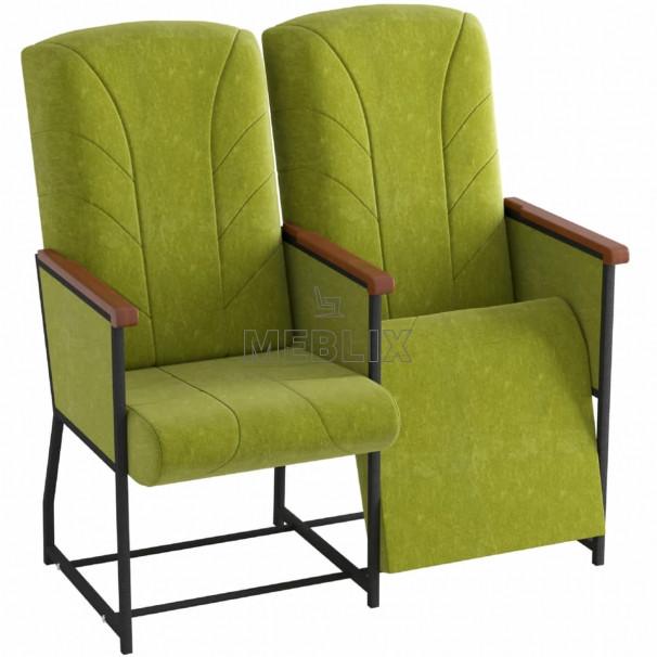 Театральне крісло для сесійного залу і конференцій СПІКЕР-УНІВЕРСАЛ