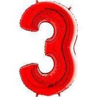 Гелієві цифри червоні