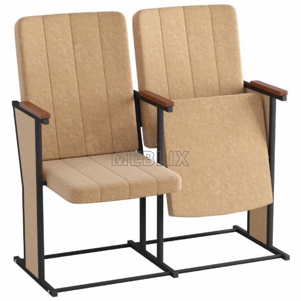 Крісло театральне ЛІГА-КЛАСИЧНА для актового залу будинку культури