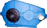 Промышленный горизонтальный цилиндрический крановый редуктор типа РМ-850
