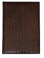Ежедневник Leo Planner A5 недатированный Kamani 251580 шоколадный, фото 1