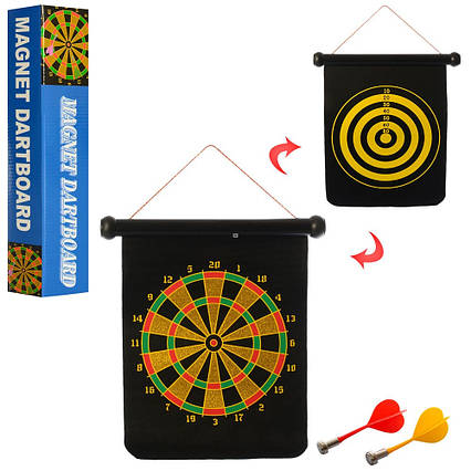 Дартс на магните, магнитный дартс, спортивные игры для детей.