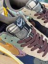 Кросівки жіночі Nike Air Force Travis Scott Cactus Jack, фото 6