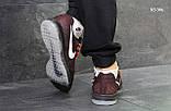 Мужские кроссовки Nike Zoom All Out (бордово-оранжевые), фото 2