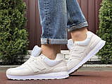 Чоловічі кросівки Nеw Balance 574 білі, фото 5