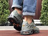 Чоловічі кросівки Nike Air Max Plus хакі, фото 2