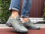 Чоловічі кросівки Nike Air Max Plus хакі, фото 3