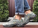 Чоловічі кросівки Nike Air Max Plus хакі, фото 4