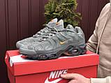 Чоловічі кросівки Nike Air Max Plus хакі, фото 5