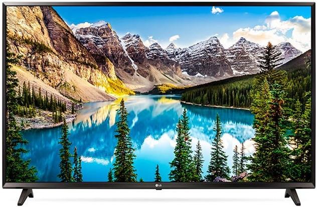 Телевізор LG 43UJ6307 (4K / 120 Гц / Blutooth / WiFi)
