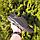 Летние чёрные кроссовки Puma, текстиль сетка, фото 6